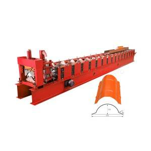 Roof Ridge Tiles Building Materials Machinery
