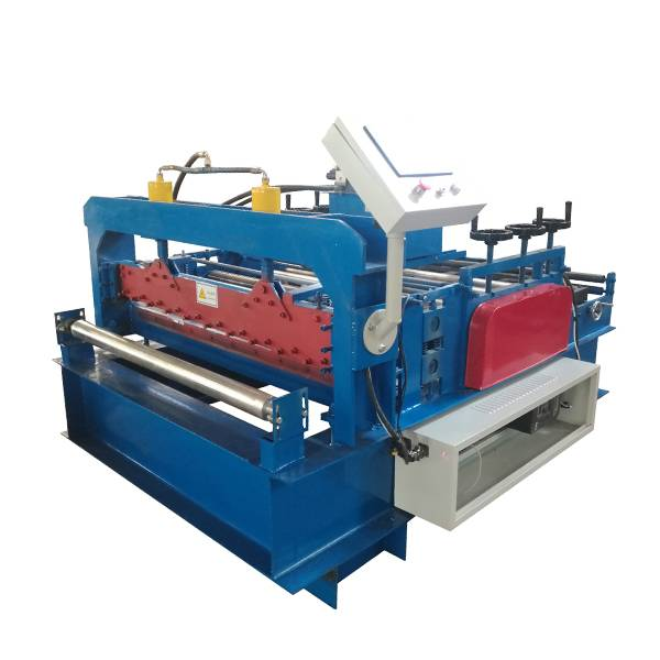 Factory Customized Automatic Level Machine/ppgi Gi Automatic Electric Steel Sheet Coil Slitting Leveling Machine Featured Image