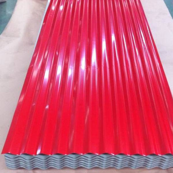 2017 China New Design Steel Coil Uncoiler - Prepainted Corrugated Steel Roofing Sheet – Haixing Industrial