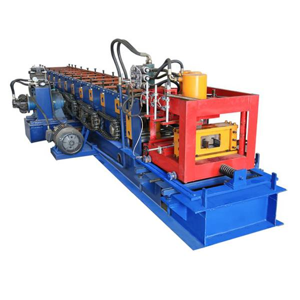 China wholesale Highway Guardrail Metal Machine - C Purlin Channel Roll Forming Machine – Haixing Industrial