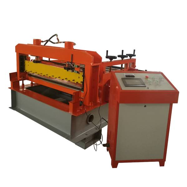 OEM/ODM Supplier Small Sheet Bending Machine - Coil Sheet Leveling Machine – Haixing Industrial