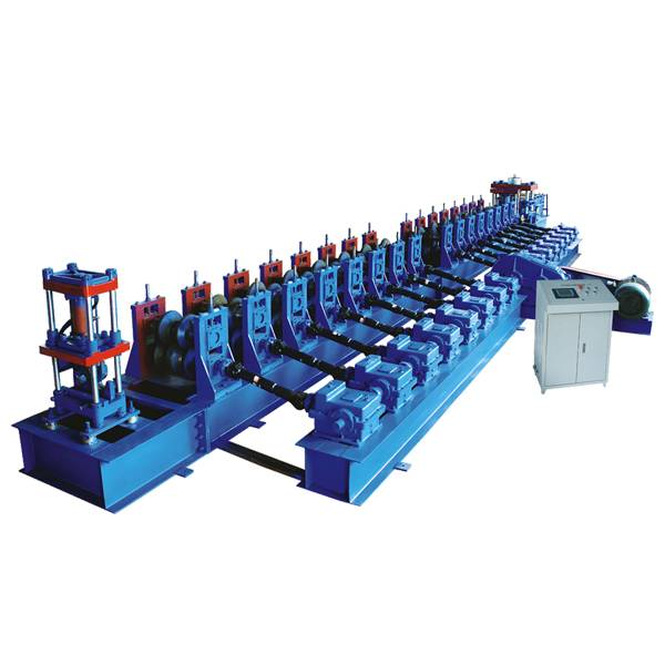 Popular Design for Construction Steel Bending Machine - Metal Sheet Highway Guardrail Roll Forming Machine – Haixing Industrial