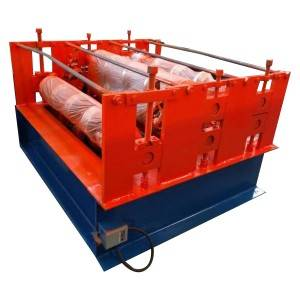 Auto Curved Roll Forming Machine For Roofing
