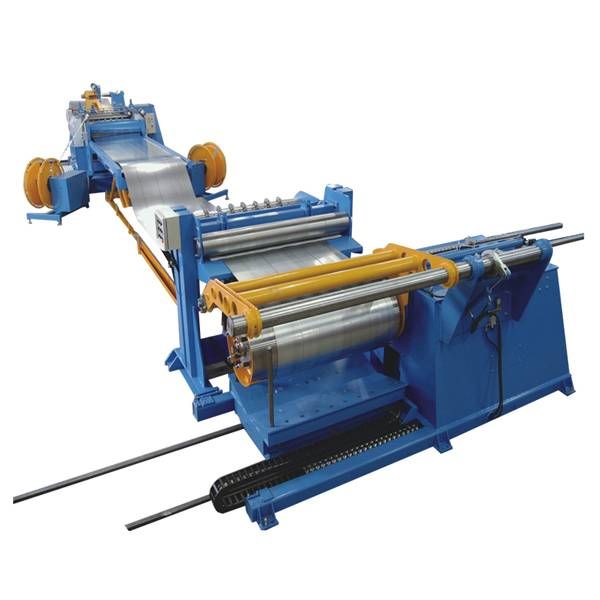 Factory Supply Automatic Speed Precision Steel Coil Slitting Line Featured Image