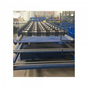 Master metal liberty hand operated roof tile making machine