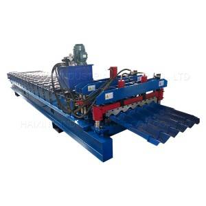 High Performance Hot Sale Hydraulic Roof Tile Hot Press Forming Machine Cold Roll Forming Machine