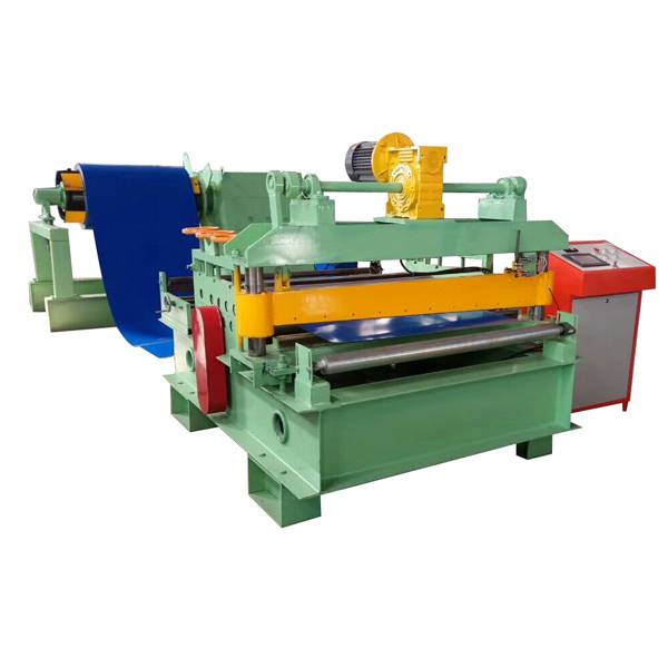 Online Exporter Hydraulic Cutting C Purlin Machine - Cold Rolled Leveling Machine For Color Steel – Haixing Industrial Featured Image