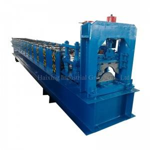 Chinese wholesale Widely Used Color Steel Metal Roof Ridge Cap Tile Cold Roll Forming Machine/making Machine
