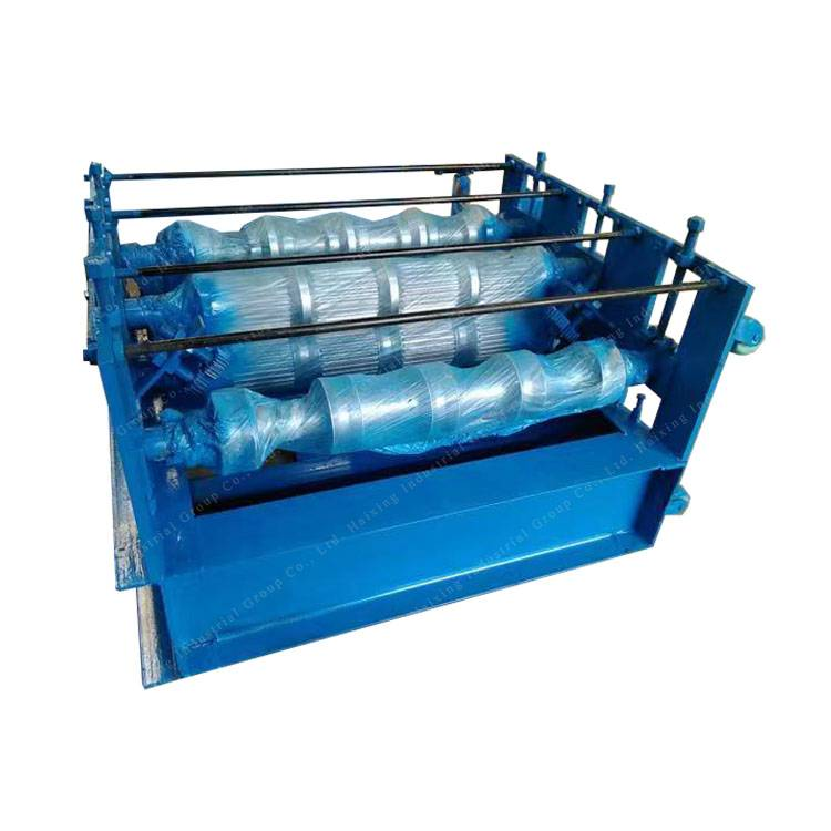 Metal Arch Roofing Curving Roll Forming Machine Featured Image