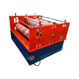 Best Price for Arc Waves Bending Corrugated Steel Sheets Roofing Panel Curving Machine