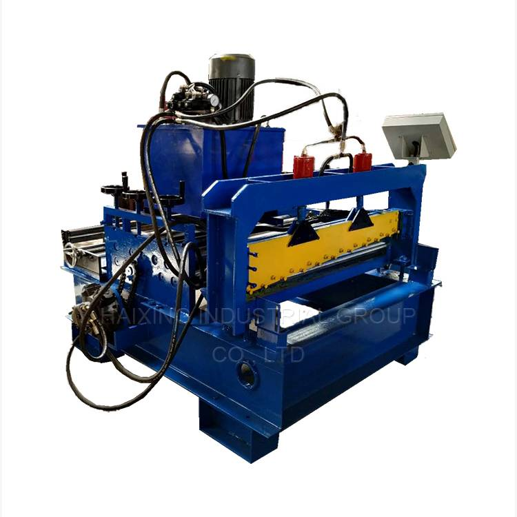 Flat Steel Straightening Machine Featured Image