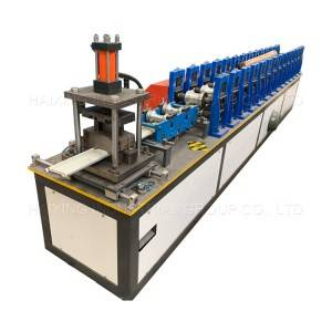 Automatic Rolling Door Sheet Forming Machine