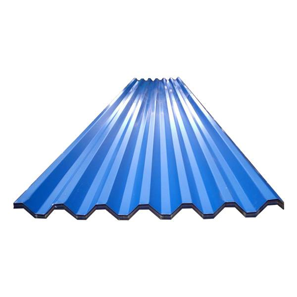 Popular Design for Smoke Fume Extractor - Roof Sheet Trapezoidal Galvanized Steel – Haixing Industrial Featured Image