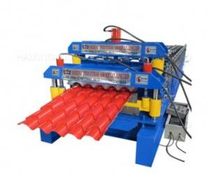 800 Glazed Roof Panel Roll Forming Machines