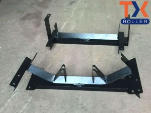 Best-Selling Conveyor Transfer Station - Self-Aligning Return Station – TongXiang