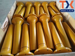 Popular Design for Galvanized Steel Roller - Cone Roller – TongXiang