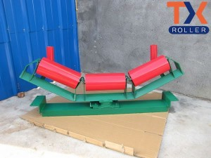 Wholesale Dealers of Tab Conveyor Frame - Self-Aligning Carrier Station – TongXiang