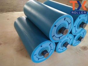 Factory best selling Aggregate Conveyor Roller - HDPE Roller – TongXiang