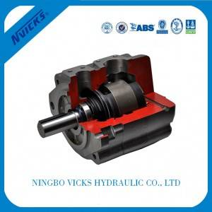 ABT sarjan servopumpun Single Hydraulic Pump