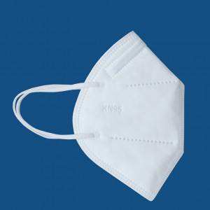 5 Ply Filtration Face Shield KN95