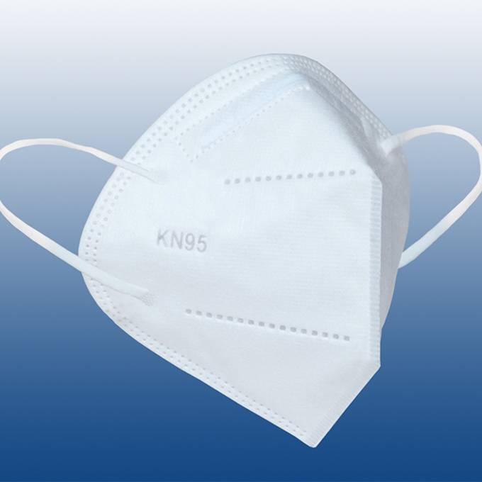White Ear-loop Disposable Protective 3D Face Mask Featured Image