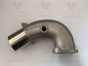 Motor Exhasut fitting pipe AISI309 —-Slica sol process