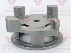 WAYS -002 Investment casting part Bottom  seat
