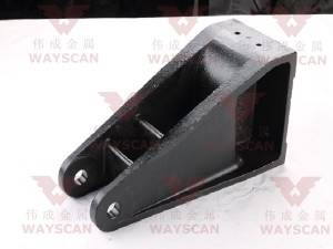 WAYS-S004  Mining  casting part OEM structural component