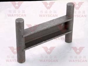 WAYS-S006  OEM Alloy  steel  casting part