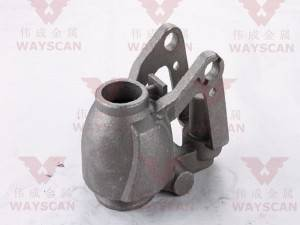 WAYS -T009 Carbon steel  truck   Casting Parts