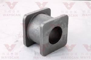WAYS -V001 Valve Fittings WCB Material PED  certificate