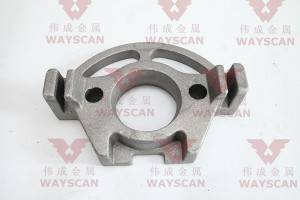 WAYS -T016 Carbon steel  Casting Parts