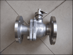 WAYS -V004  CF8 Stainless steel  valve