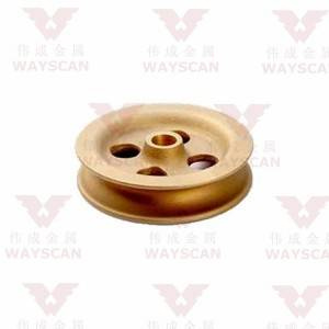 WAYS-S016 Cu  lost-wax  Casting Parts