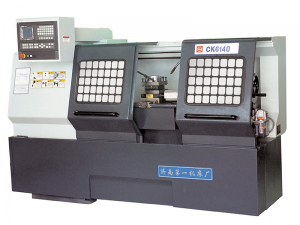 Economic CNC Horizontal Lathe CK6140S