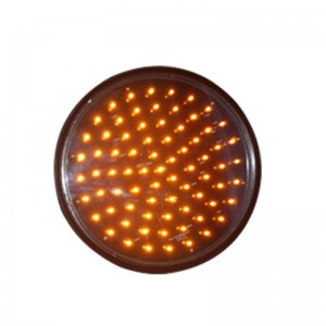 300mm yellow LED module traffic signal light