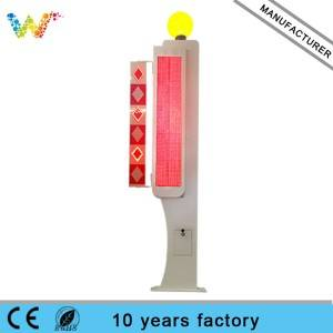 Crossing road pedestrian P16 traffic warning LED SCREEN PRICE