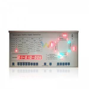 22 intersection intelligent traffic signal controller