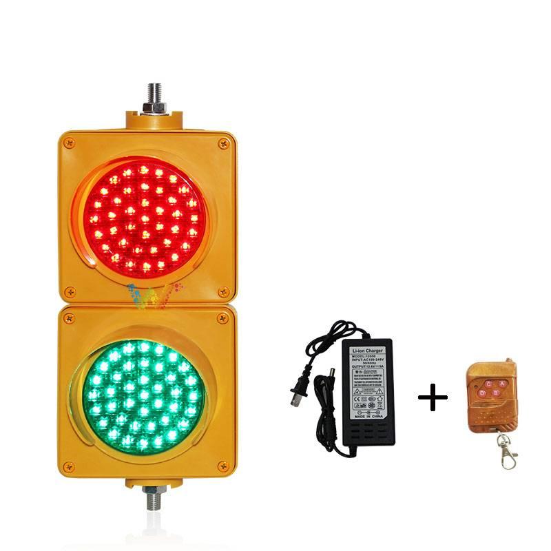red green 100mm mini traffic light