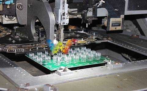 Mass production of P31.25 display module
