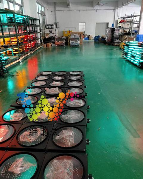Pulse traffic lights deliver directly to Heyuan on Sunday