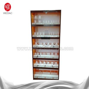 FLOOR STANDING COSMETICS DISPLAY STAND (JUNE. 2011)