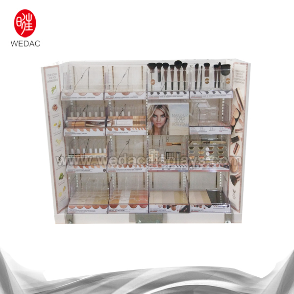 Floor Daimi Cosmetics Display (May. 2018) 2bay Stand Featured Image