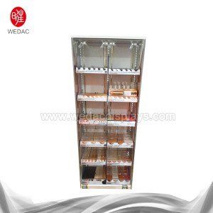 Hot-selling Custom Printing Luxury Acrylic Cosmetic Display Counter