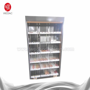 China New Product Counter Top Cosmetic Display -