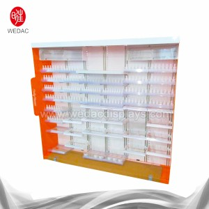 China Gold Supplier for Make Up Display -