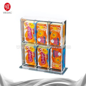 Wholesale ODM Cosmetic Acrylic Display Jewelry Display -