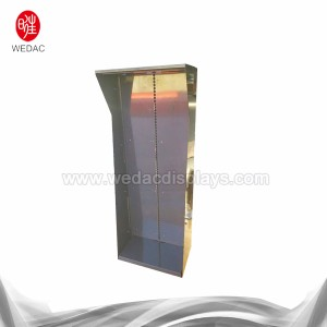Good Quality Two Layer Transparent Acrylic Pet Cage -