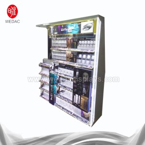 OEM Manufacturer Boutique Display Rack -