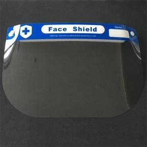 High quality Disposable Medical Face Shield Face Mask